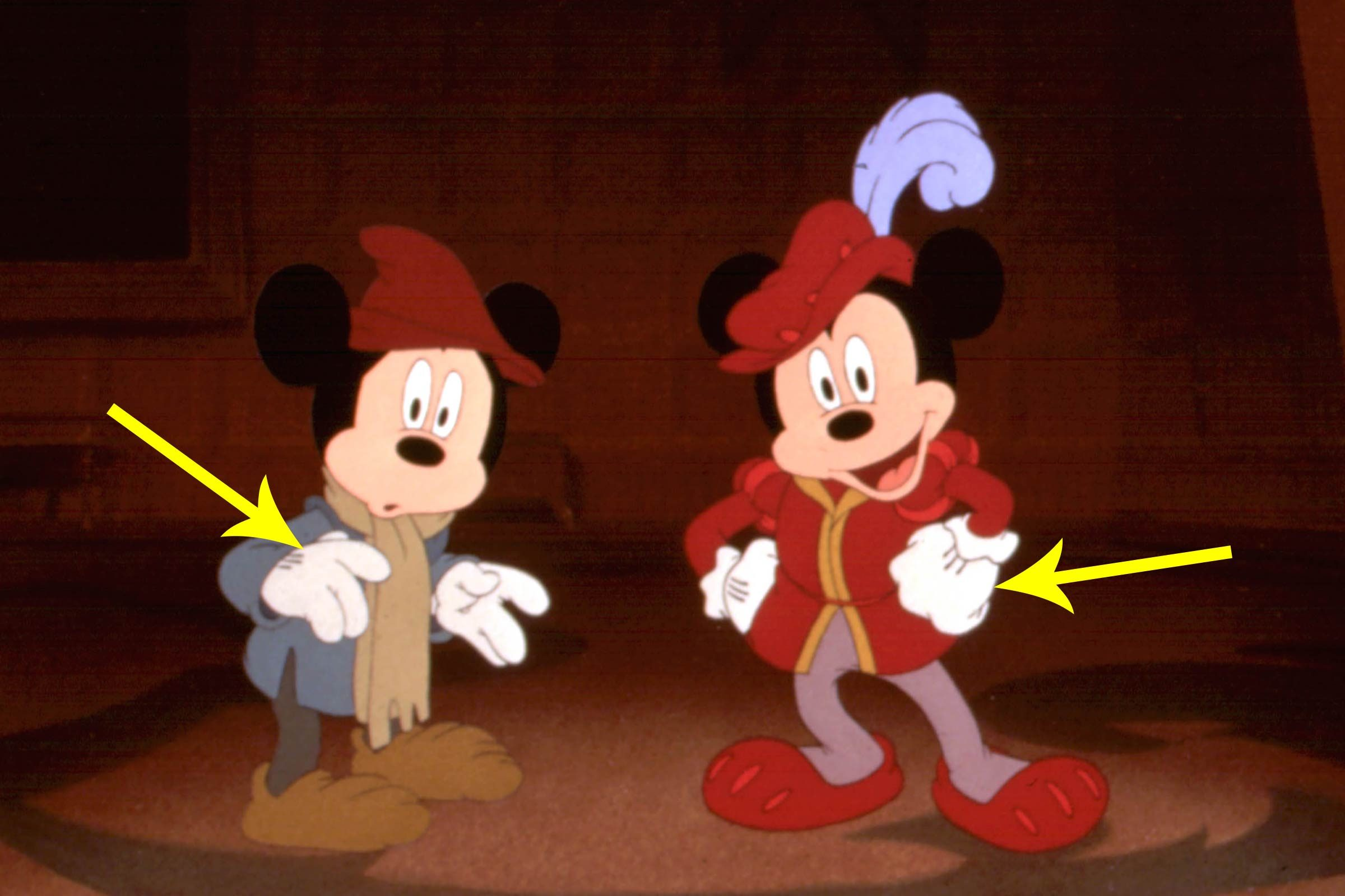 Mickey Mouse Film and Television