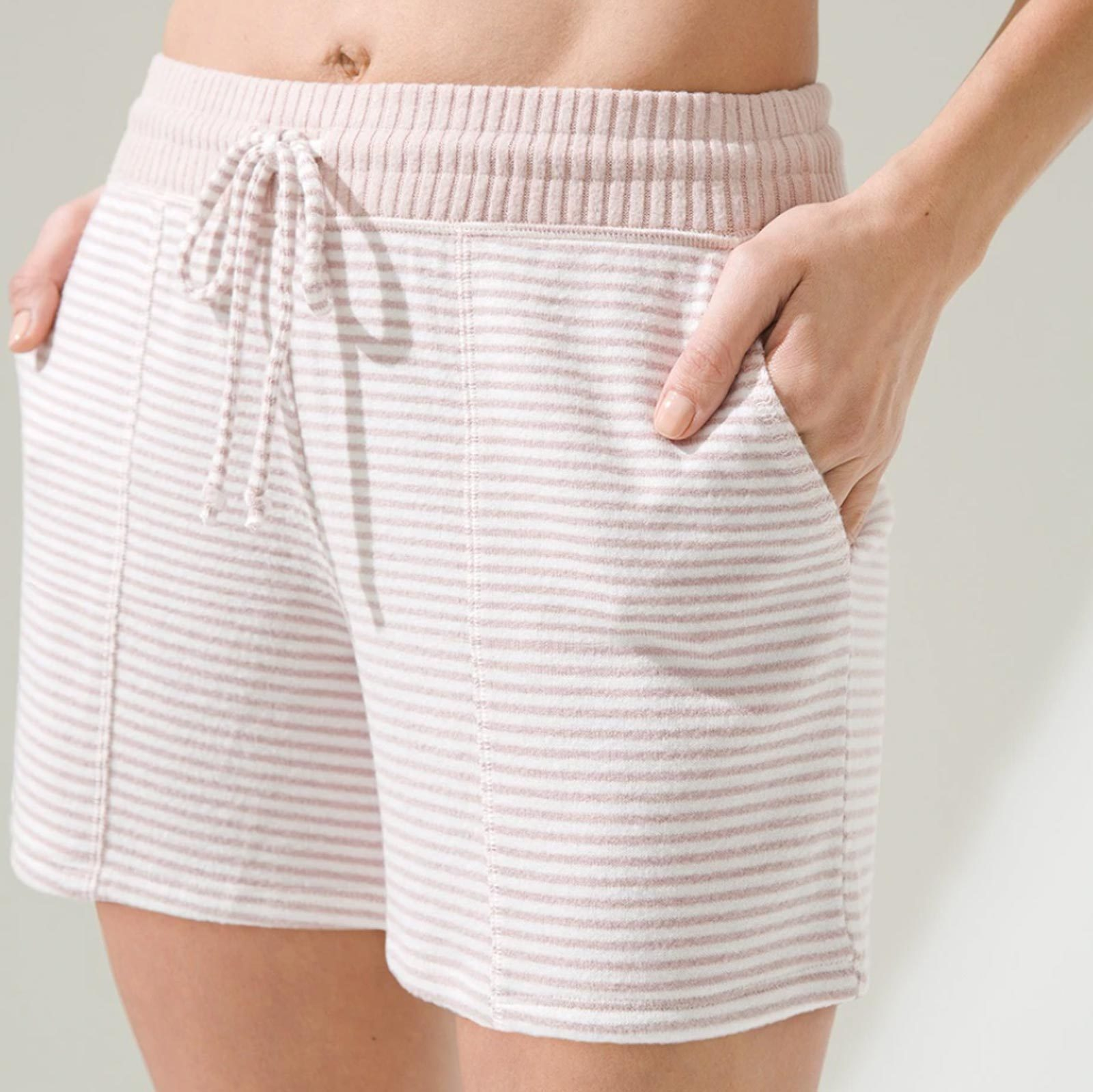Soma Brushed Cozy Modern Pajama Shorts