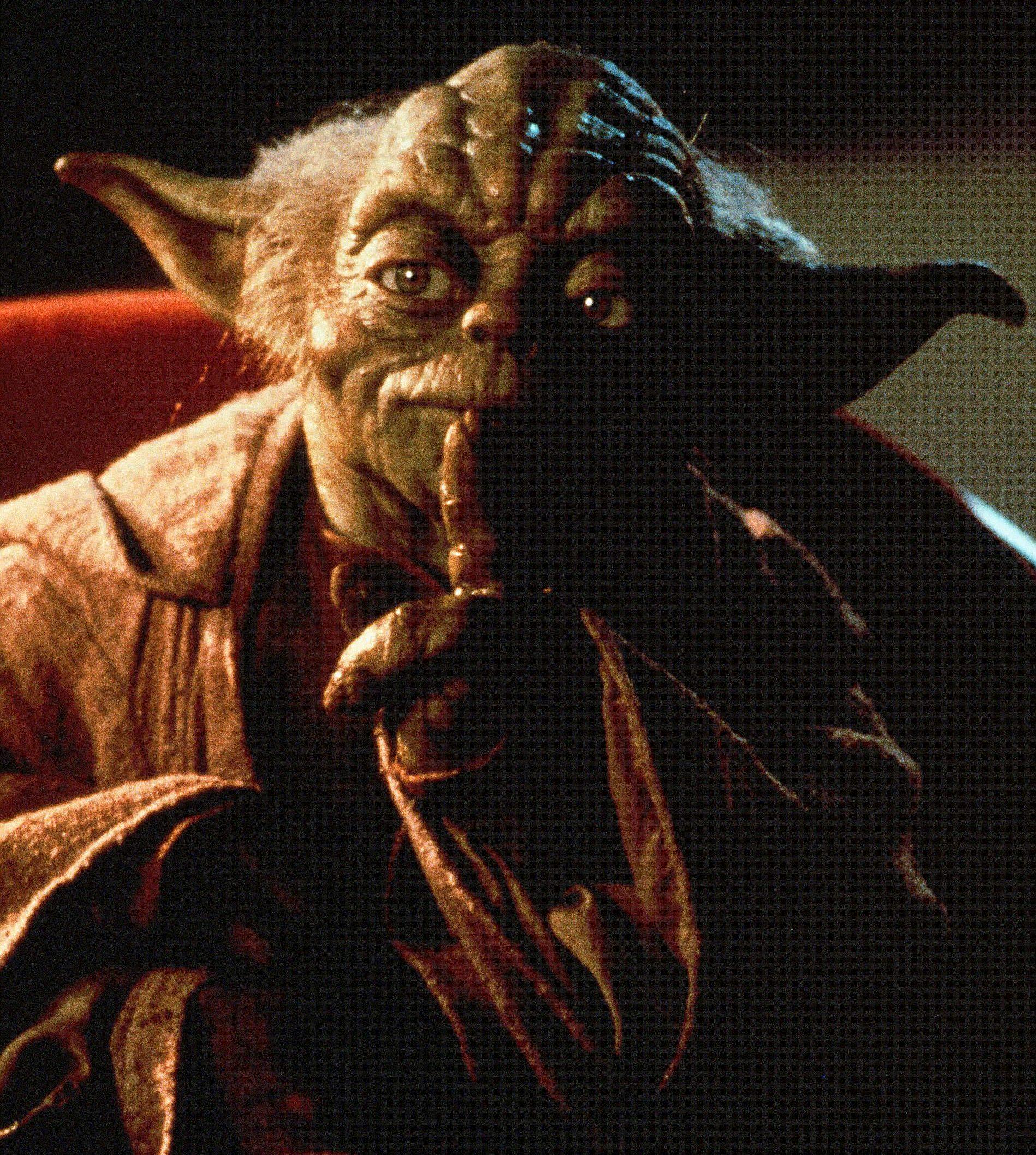 star wars puns yoda