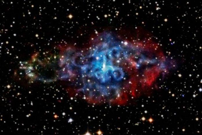 Supernova Remnant 3c58