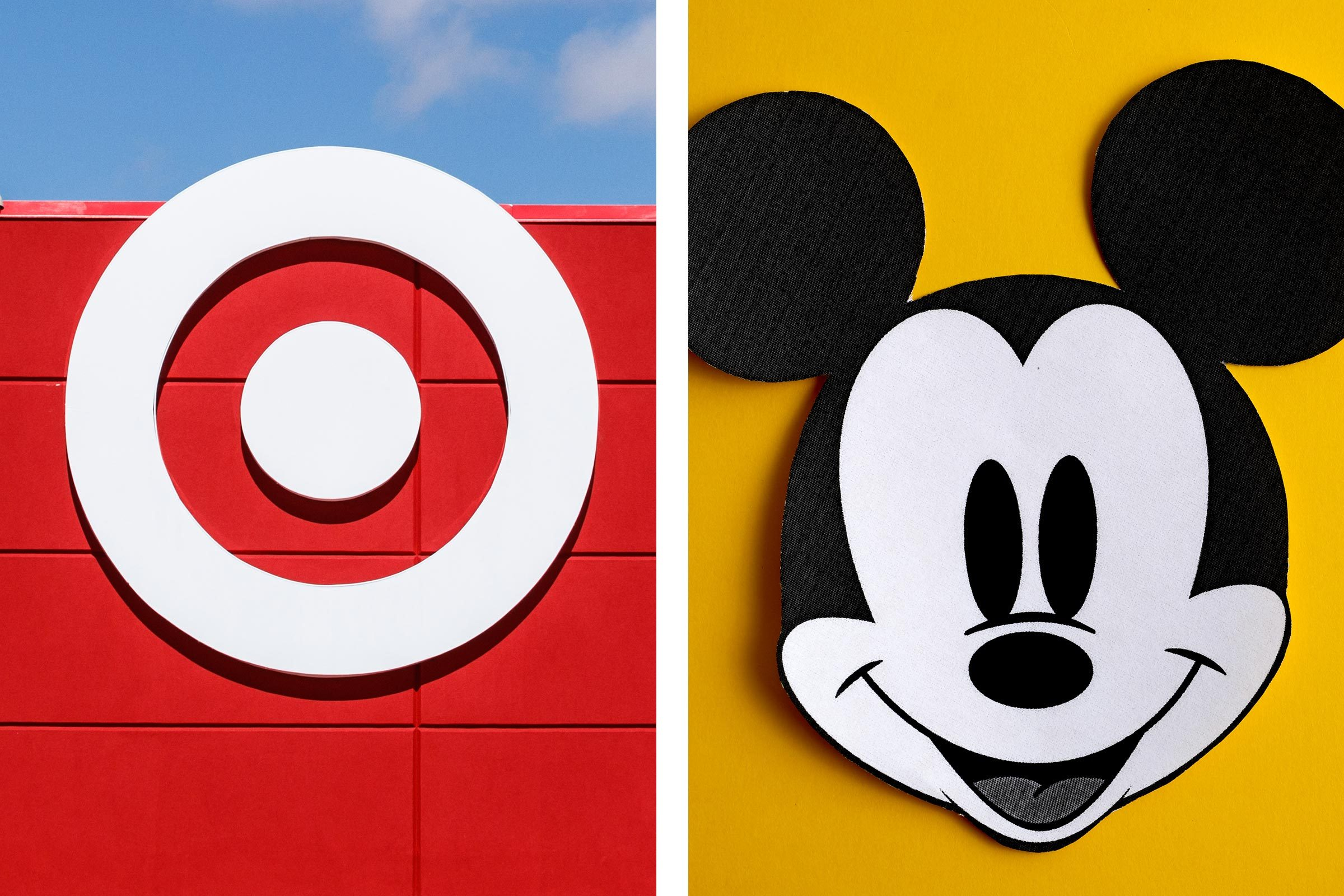 target mickey mouse disney