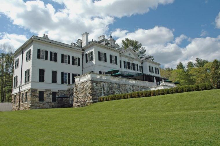 The Mount - Edith Wharton's Home - Lenox, Massachusetts