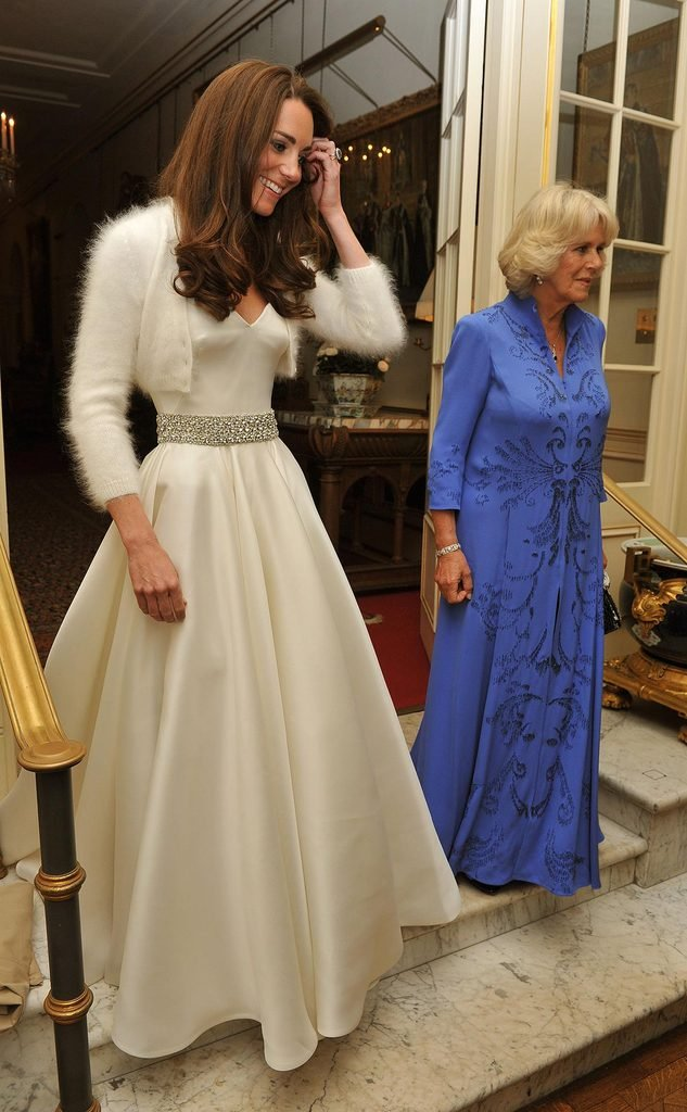 The wedding of Prince William and Catherine Middleton, Evening Reception, London, Britain - 29 Apr 2011
