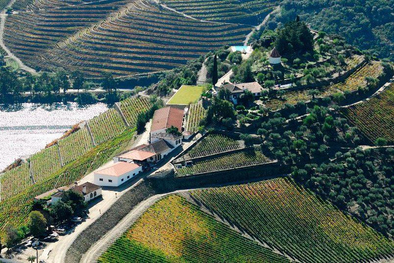 Quinta do Crasto, Portugal
