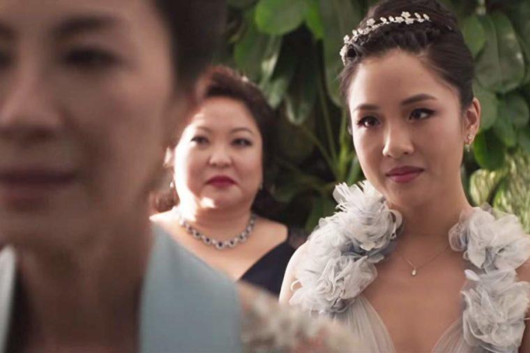 crazy rich asians movie