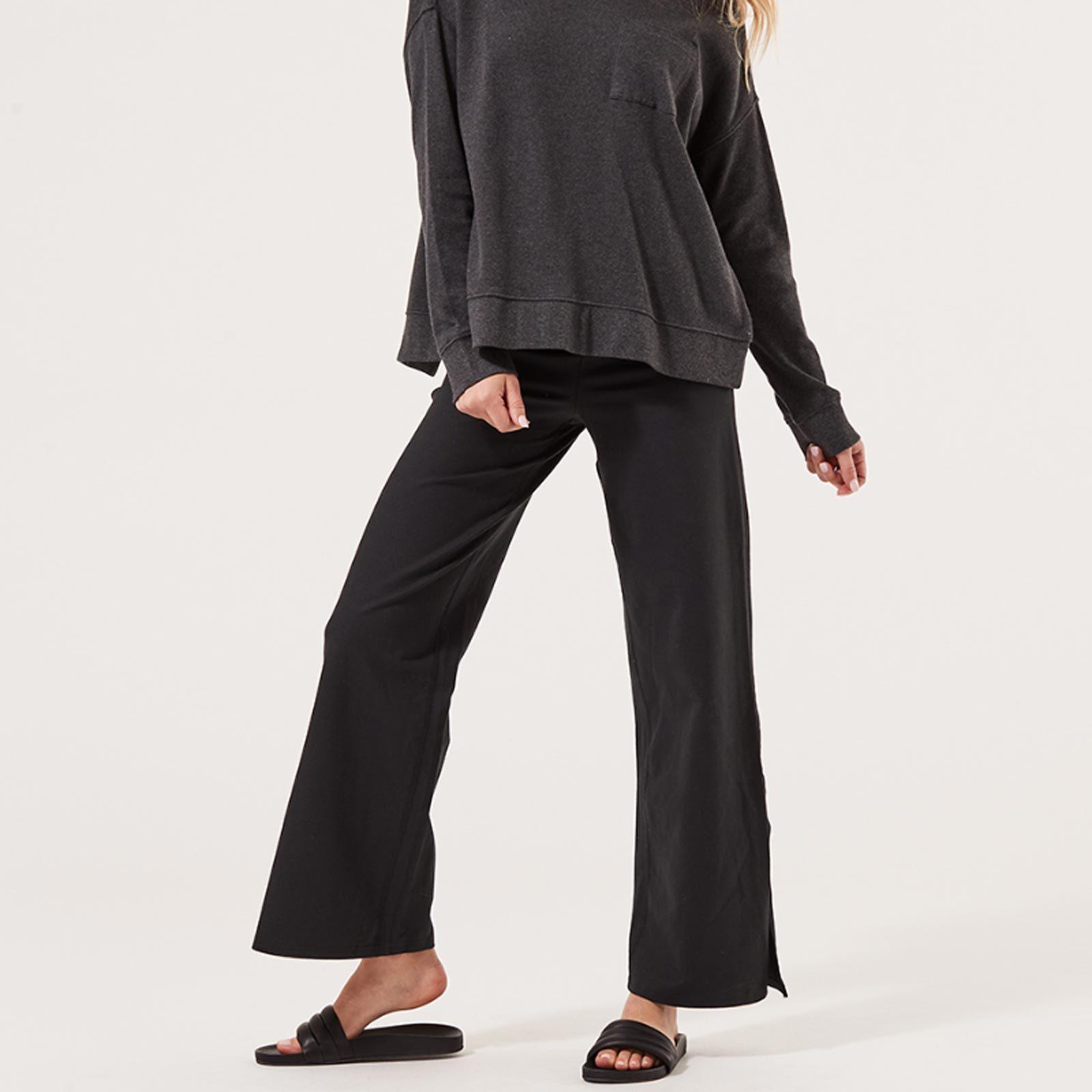 Pact Split Hem Lounge Pants
