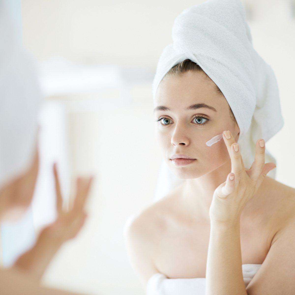 Moisture for skin;