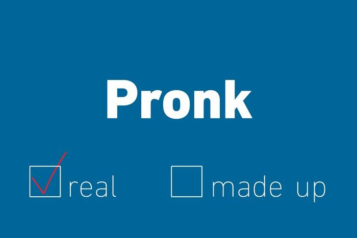 pronk real