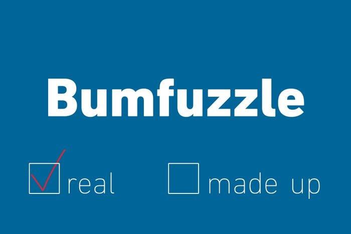 bumfuzzle real