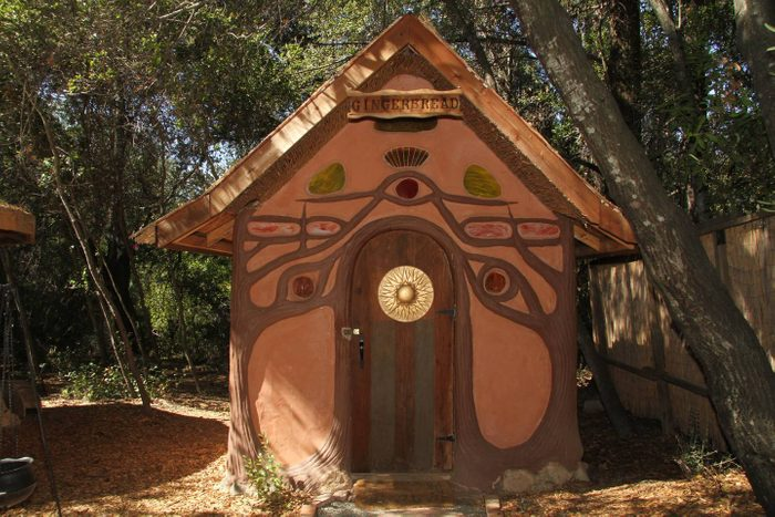 gingerbread home airbnb