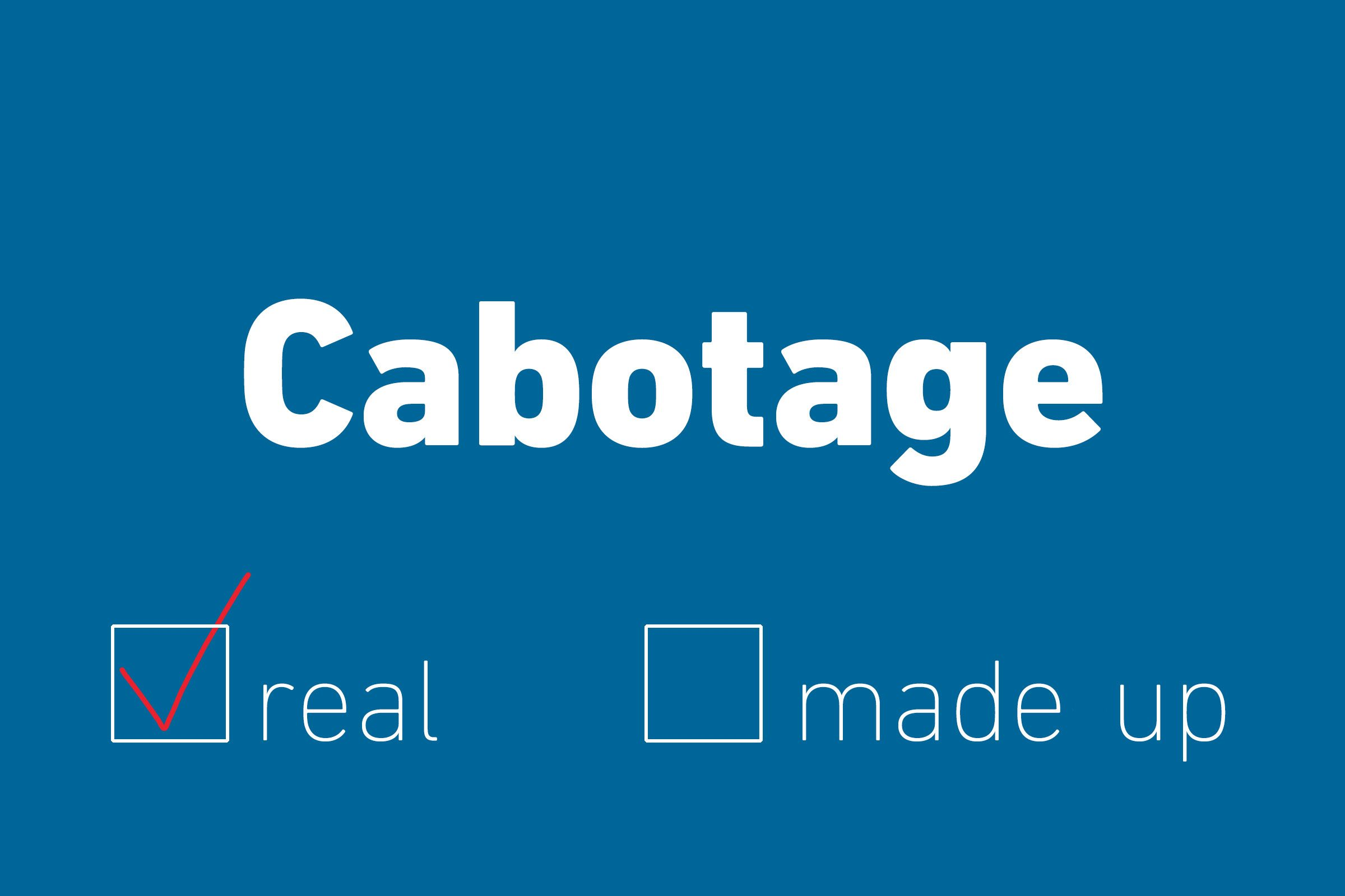 cabotage real
