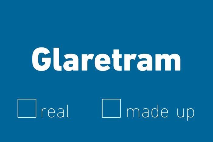 glaretram