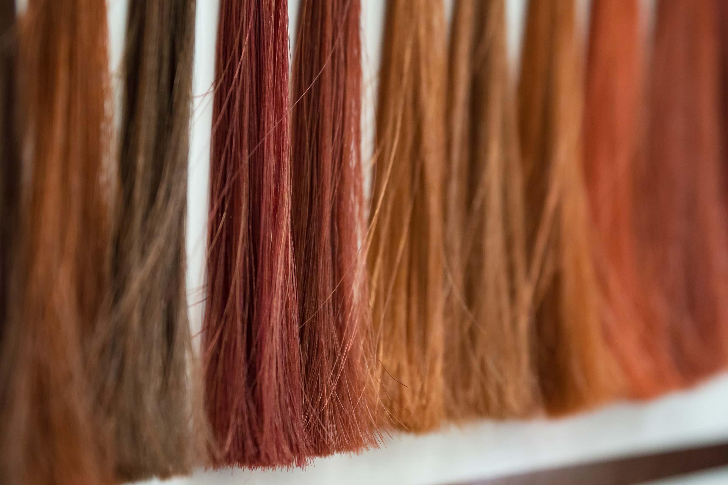hair shades dye