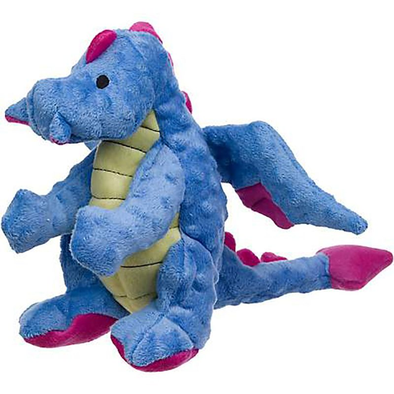 plush dragon dog toy