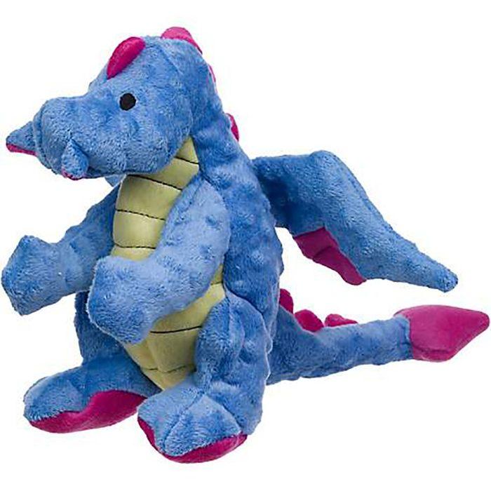plush dragon dog toy