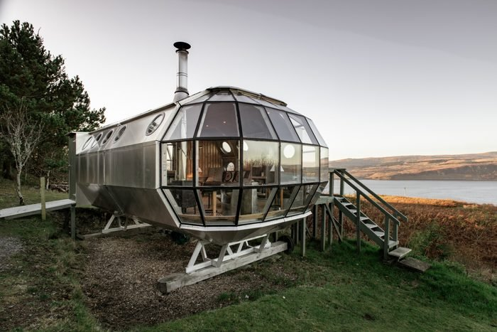 airship home airbnb
