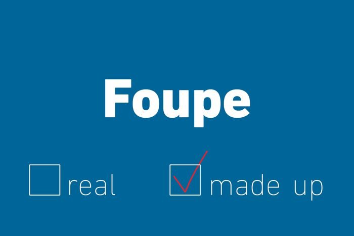 foupe made up