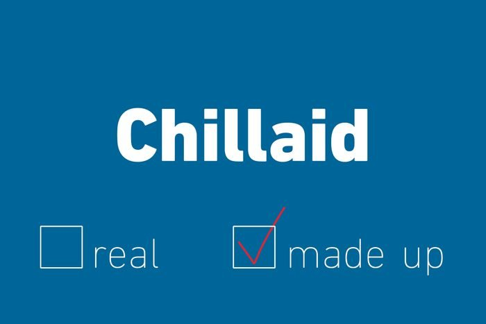 chillaid made up