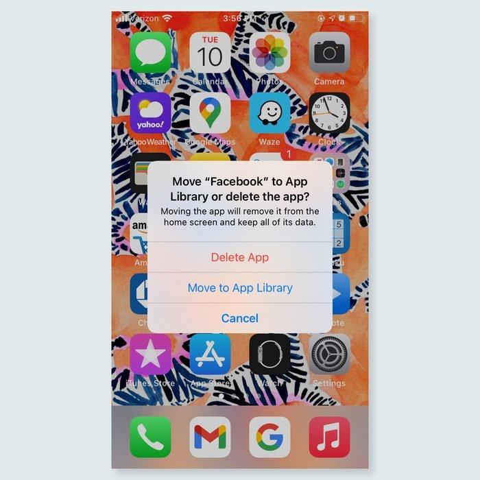 iphone tricks - hide unused apps