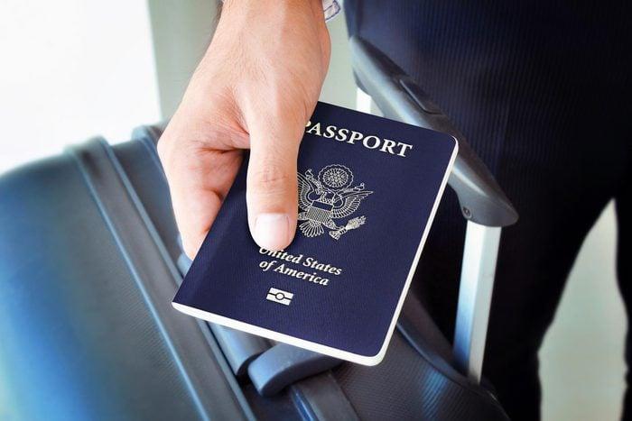 passport travel