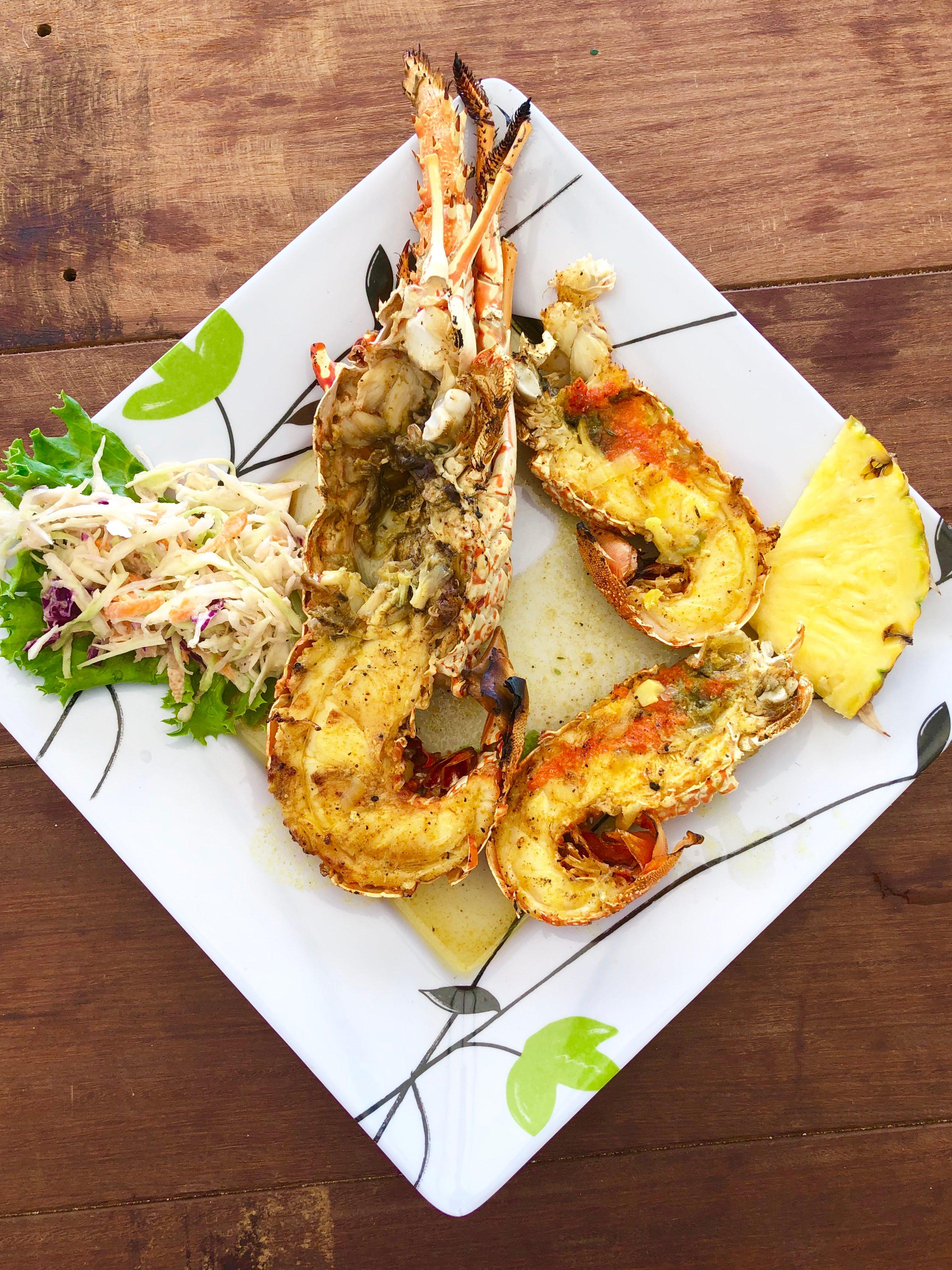 local lobster anguilla