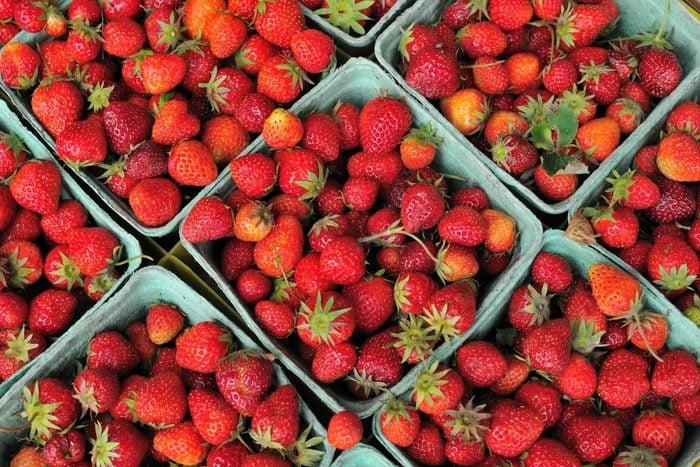 strawberry cartons