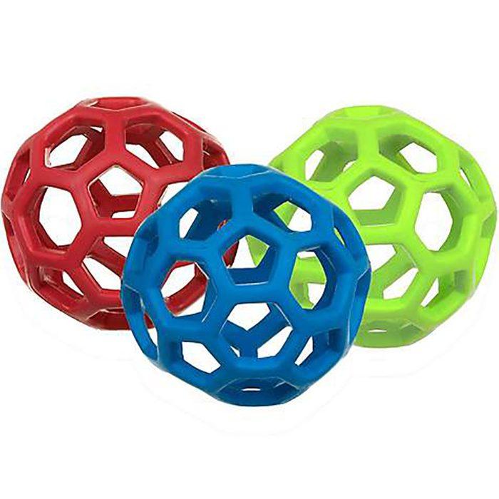 roller dog toy