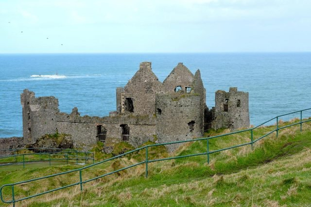 13_Dunluce Castle, Northern Ireland