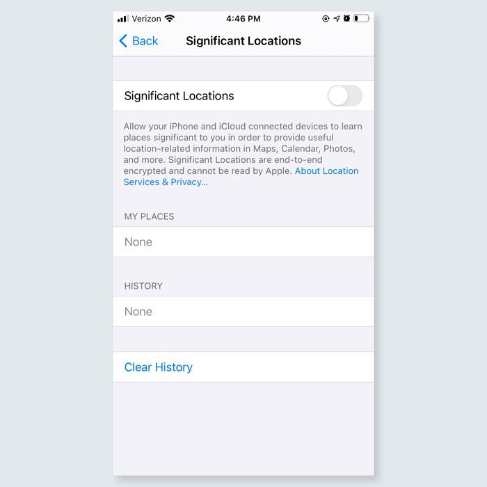 iphone tricks - Find out what your phone knows about you