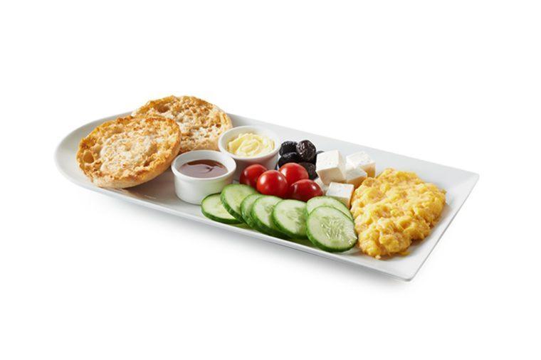 Turk Kahvaltı Tabag