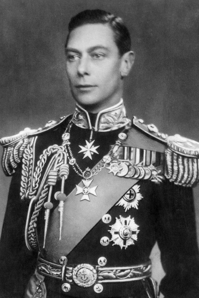 King George VI, of United Kingdom