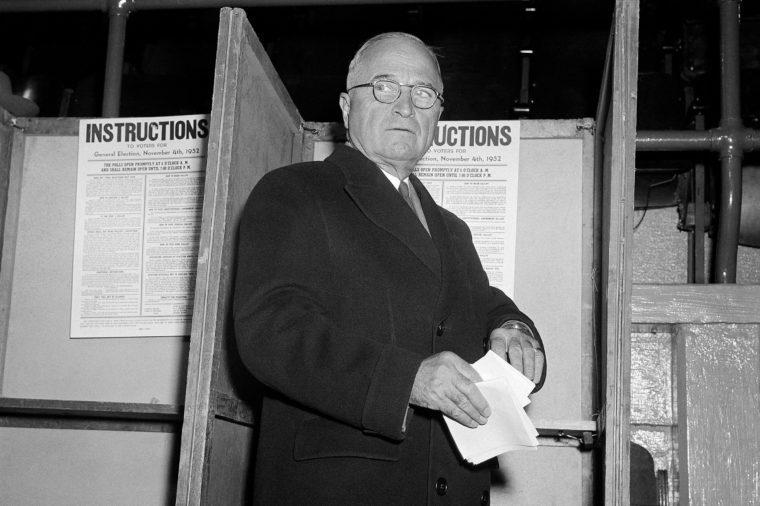 President Harry S. Truman, Independence, USA