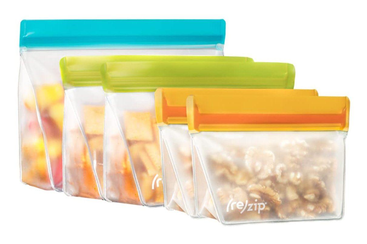 reusable plastic bags