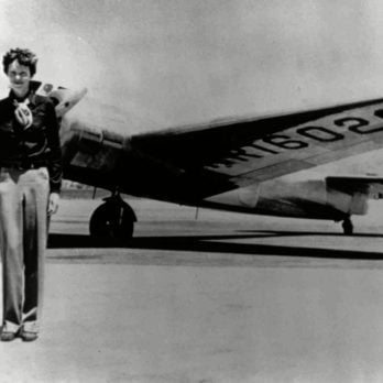 Conspiracy Theories About Amelia Earhart's Disappearance