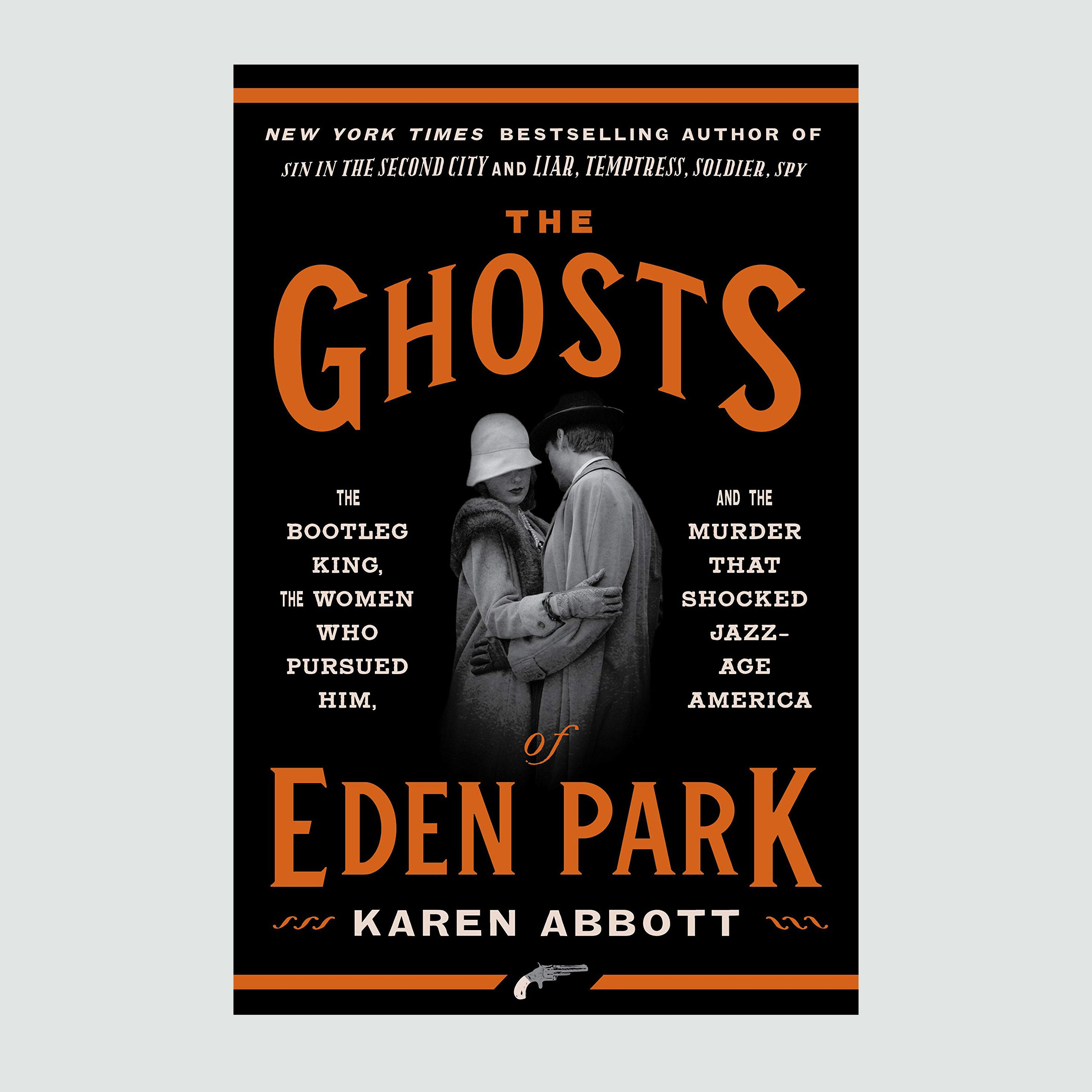 the ghosts of eden park book