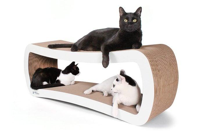 cat scratcher cat bed