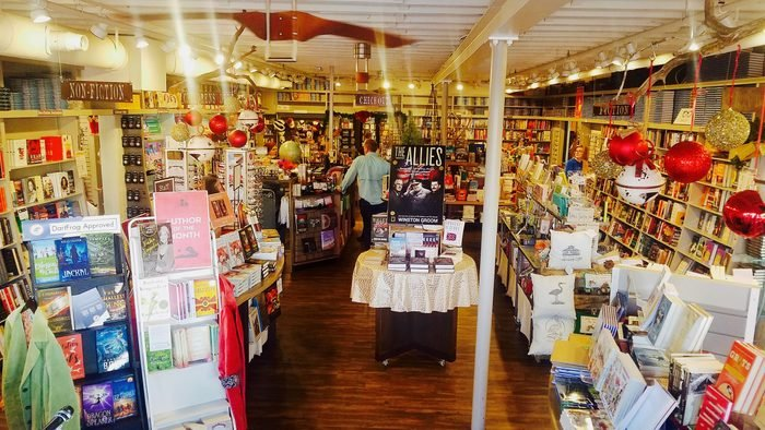 Alabama Page and Palette bookstore
