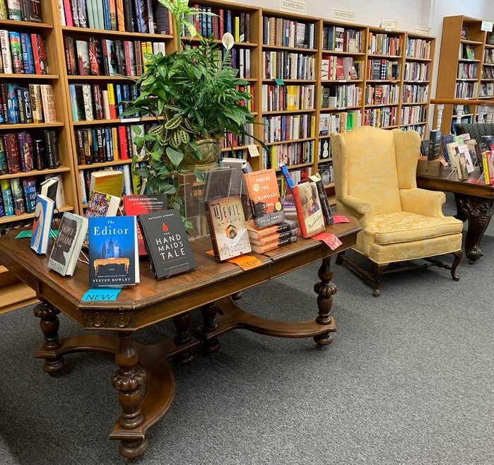 Arkansas wordsworth bookstore
