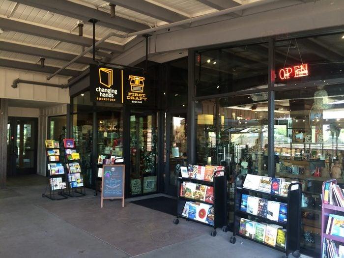 arizona bookstore changing hands