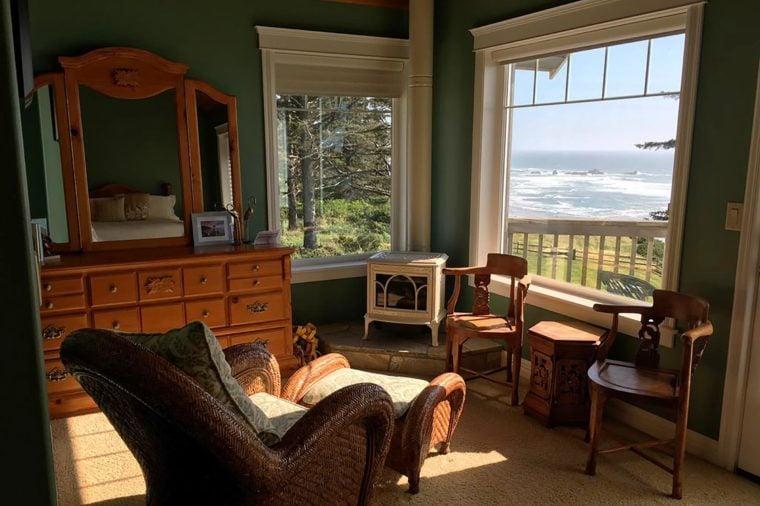 Bandon, Oregon View