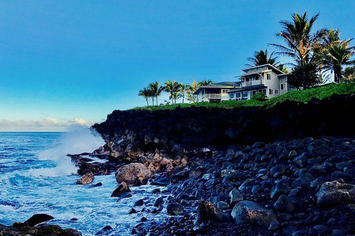 Big Island, Hawaii View