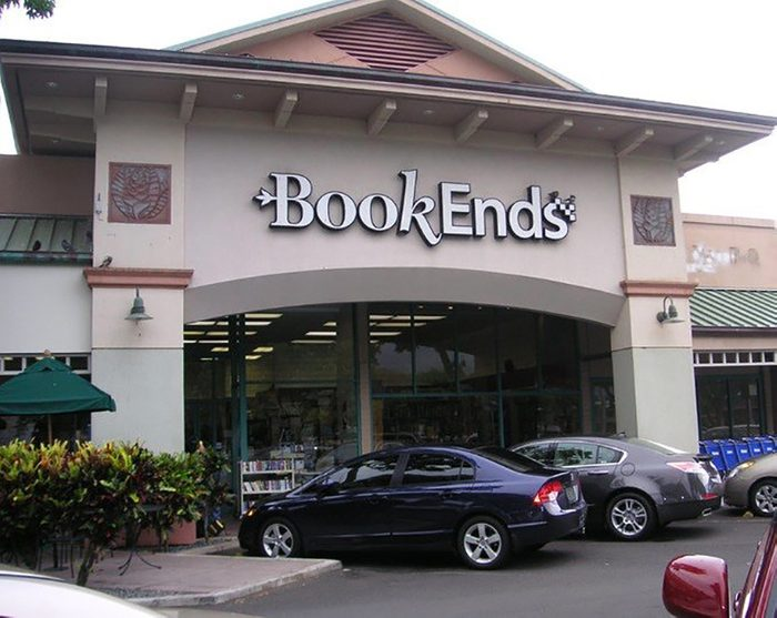 BookEnds bookstore hawaii