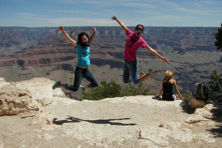جنون الصور : لا تقفز