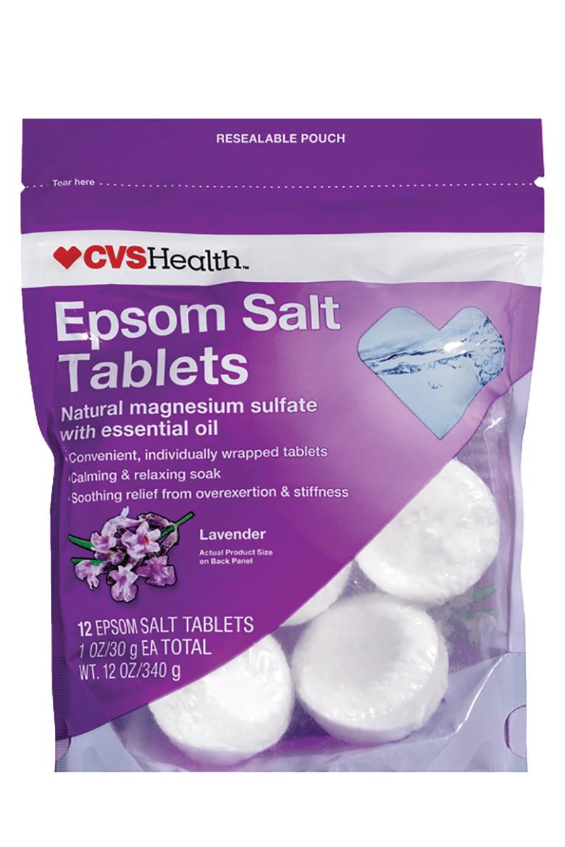 CVS Epsom Salt Tablets copy