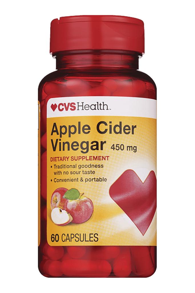 CVS Health Apple Cider Vinegar Capsules copy