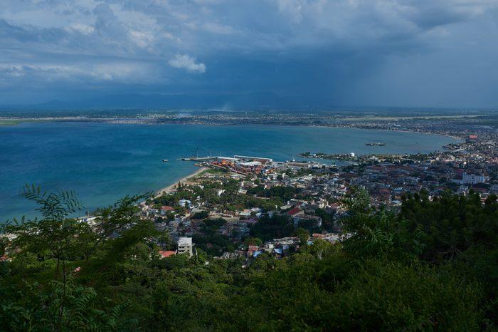 Cap-Haitien Bay