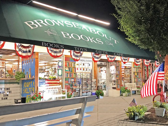 Browseabout bookstore