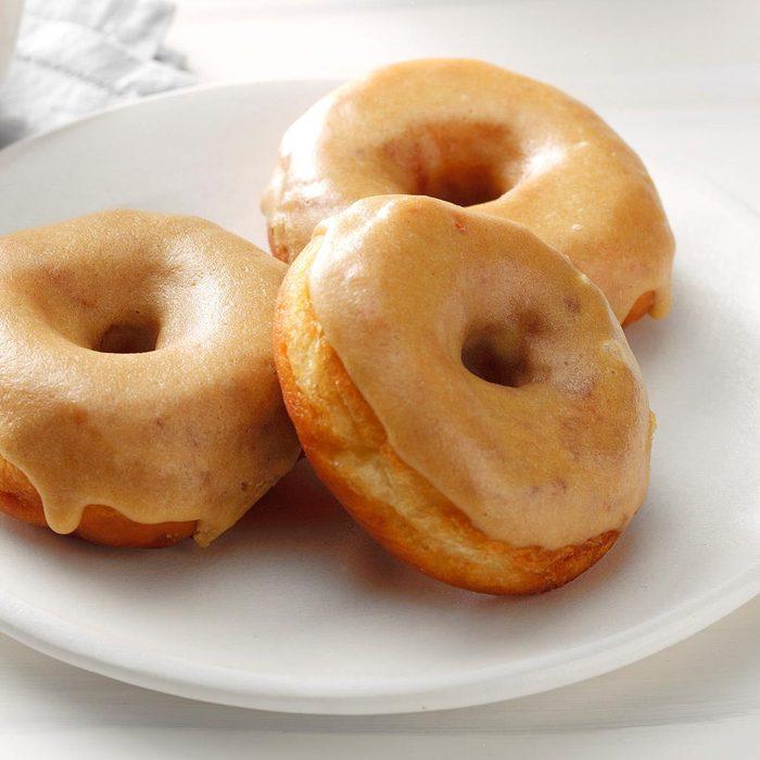 Inspired by: Dunkin' Glazed Donut