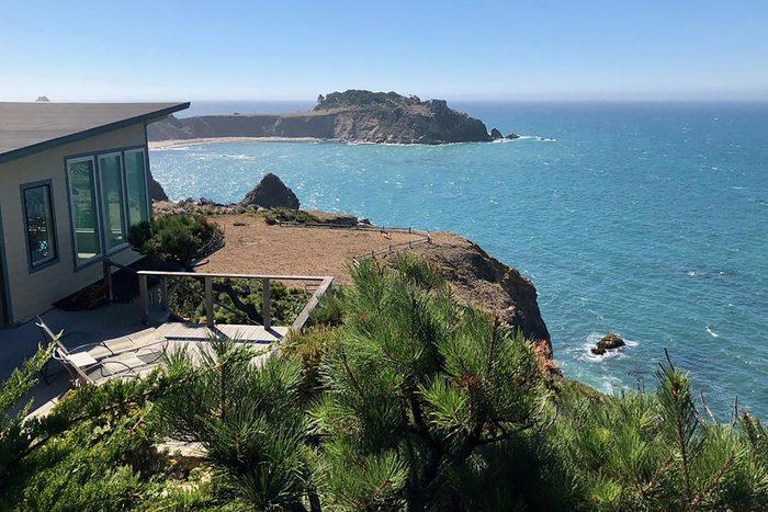 Gualala, California ocean view