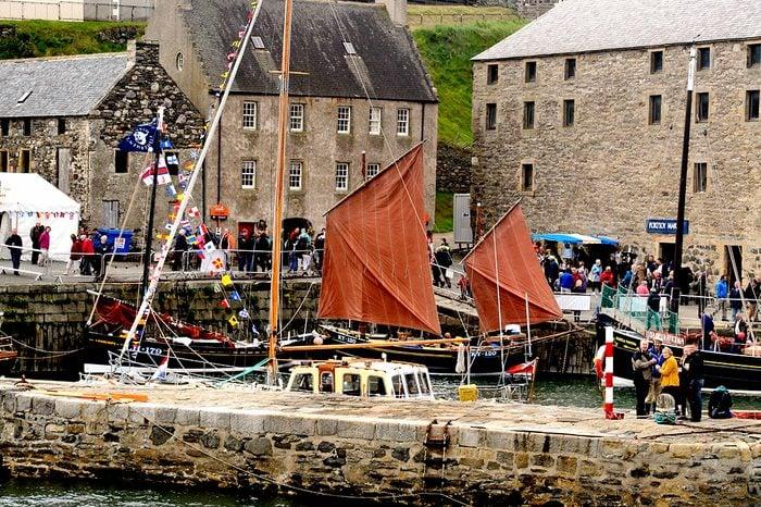 Scottish Traditional Boat Festival 2014